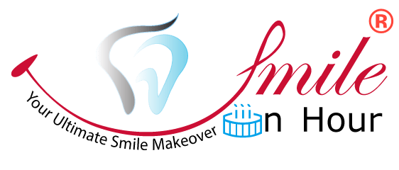 Smile In Hour® Ahmedabad Gujarat-based dental innovation and marketing company Logo Tr