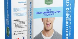 OSMF Mouth Opening Treatment at Home Kit