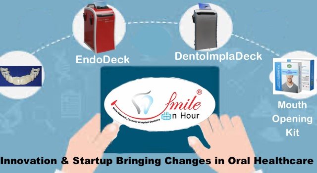 AIM Smile in Oral healthcare Dental Startup Gujarat India