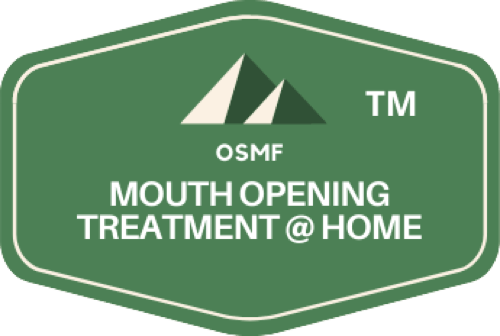 OSMF Mouth Opening Treatment at Home Kit Ahmedabad Mumbai New Delhi Chennai Kolkata Hyderabad TM
