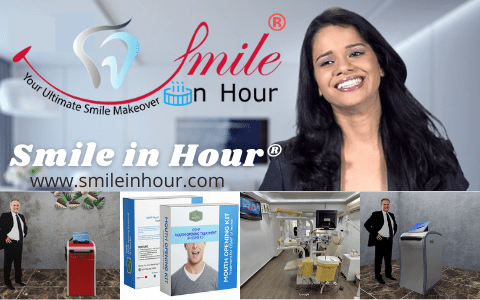 India Smile in Hour® Cosmetic Spalon Smart Dental Implant Clinic