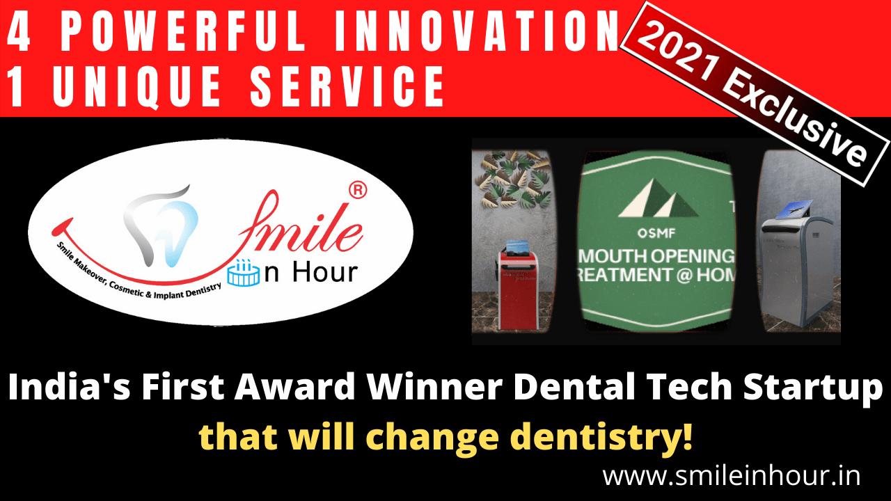India's First Award Winner Dental Tech Startup that will change dentistry!